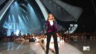 Download Beyonce Love On Top 2011 MTV video music awards Video