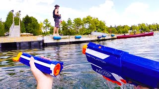 Download Nerf War: First Person Shooter 3 Video