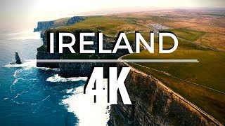 Download UNREAL Ireland 4K Drone Footage **Cliffs Of Moher** Video