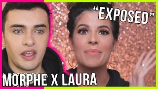 Download LAURA LEE CAUGHT OUT IN ″SOLD OUT″ MORPHE BRUSHES COLLECTION!! Cosmetics Makeup Video