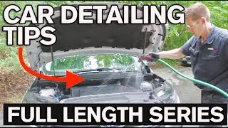 Download Car Detailing Tips YOU MUST KNOW: Full Length Training Series Video