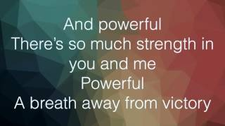 Download Empire Cast - Powerful Lyrics (Jussie Smollett and Alicia Keys) Video
