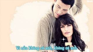 Download [Vietsub - Lyrics] Without You - Glee Cast Video