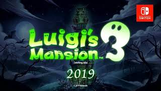 Download Luigi's Mansion 3 OFFICIAL REVEAL TRAILER (Switch) Video