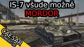 Download Mordor s IS-7 - Caesar Komentuje (World of Tanks česky) Video