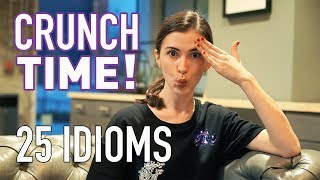 Download 25 IDIOMS IN ENGLISH TO SOUND LIKE A NATIVE Video