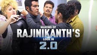 Download Making of Rajinikanth's look in 2.0   S. Shankar   Akshay Kumar Video