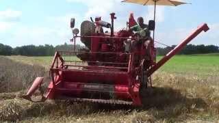 Download DEN ZEMĚDĚLCE 2014 - kombajny a traktory Video