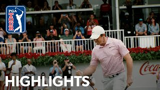 Download Rory McIlroy's highlights | Round 4 | TOUR Championship 2019 Video