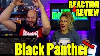 Download Black Panther Trailer #1 - Reaction & Review - Late To The Game Video