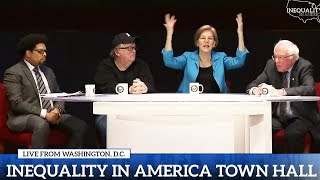 Download Bernie's Inequality in America National Town Hall - TYT Summary Video