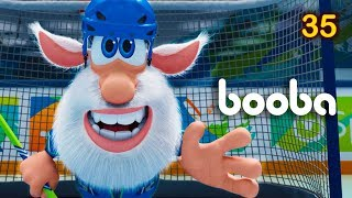 Download Booba - Hockey ❄️ New Episode 35 ❄️ Funny cartoons for kids - Kedoo ToonsTV Video