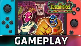 Download Guacamelee! Super Turbo Championship Edition | First 25 Minutes on Nintendo Switch Video