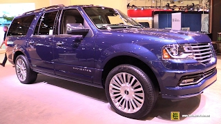 Download 2017 Lincoln Navigator - Exterior and Interior Walkaround - 2017 Toronto Auto Show Video