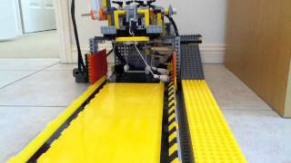 Download Blayne's Creations: Lego Bowling Alley 3.0 Video