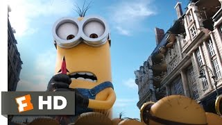 Download Minions (9/10) Movie CLIP - Kevin Saves the Day (2015) HD Video
