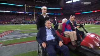 Download President Bush Super Bowl LI Coin Toss Video