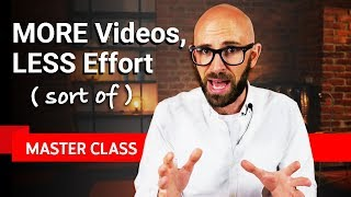 Download 4 Tips for Making More Videos | Master Class #2 ft. Today I Found Out Video