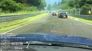 Download Nürburgring Oil Spill Crash 13.08.17 Video
