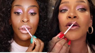 Download I Did Rihanna's Vogue Beauty Routine! But I'm Still Ugly LOL | Jackie Aina Video