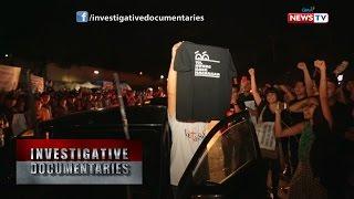 Download Investigative Documentaries: Marcos burial sa Libingan ng mga Bayani, binatikos ng mga raliyista Video