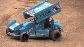 Download (7) NZ Quarter Scale Speedway Championship - More RC Sprint Cars - 24/10/2015 Video