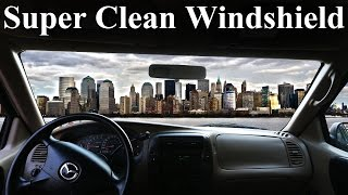 Download How to Super Clean the INSIDE of Your Windshield (No Streaks) Video