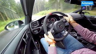 Download 2017 Golf GTI Clubsport (290hp) - Handling DRIVE (60FPS) Video
