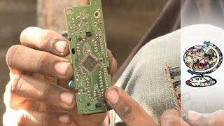 Download The Toxic E-Waste Trade Killing Pakistan's Poorest Video