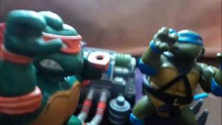 Download Tortugas Ninja Stop Motion TMNT + Metal theme cover Video