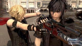 Download E3 2013: Final Fantasy XV Gameplay E3 Trailer (FF15 ) 【HD】 Video