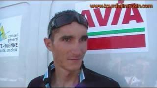 Download Tour du Limousin 2009 : interview Brice Feillu (Agritubel) Video