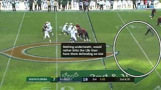Download USF vs. Illinois (Defense) Video