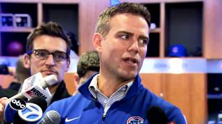 Download Tour of Cubs New Clubhouse Video