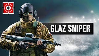 Download SNIPING ALL DAY - GLAZ OP Operator Rainbow Six Siege Epic Moments Video