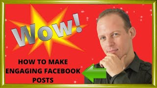 Download How to make good posts on Facebook that grab attention, likes, and get engagement Video