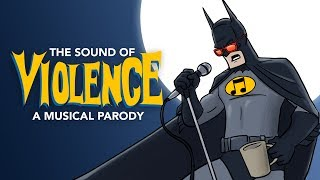 Download The Sound of Violence - A Sound of Silence Batman PARODY Video