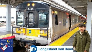 Download Johny's MTA Subway Train Ride On Long Island Railroad From Atlantic Terminal To Jamaica Station Video