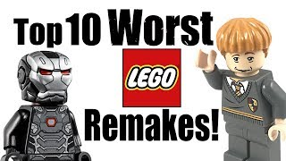 Download Top 10 Worst LEGO Remakes! Video