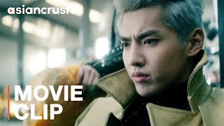 Download Old school Chinese gangsters vs. rich kid thugs | Clip from 'Mr. Six' starring Kris Wu Video