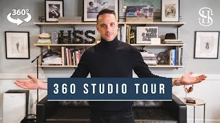 Download 360 Studio Tour! | Go Inside HSS Studios in VR 360 Video