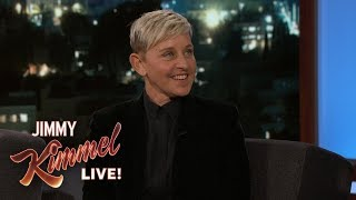 Download Ellen DeGeneres Couldn't Get a Ticket if She Tried Video