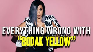 Download Everything Wrong With Cardi B - ″Bodak Yellow″ Video