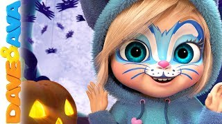 Download 🎃 Halloween Songs | Nursery Rhymes and Halloween Songs for Kids by Dave and Ava 🎃 Video