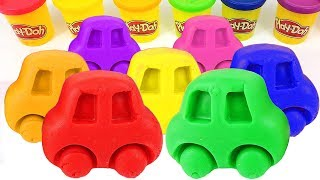 Download Learn Colors with Play Doh Cars Molds and Minions Superhero Surprise Toys for Kids Video