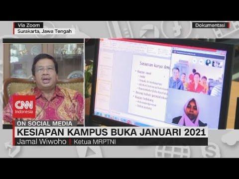 Kampus Kembali Buka Per Januari 2021, Bagaimana Persiapannya?