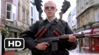 Download Hot Fuzz Official Trailer #1 - (2007) HD Video