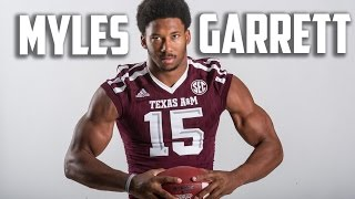 Download Most Explosive Defensive End in all of College Football |Myles Garrett| Highlights ᴴᴰ Video