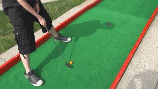 Download ONCE IN A LIFETIME HOLE IN ONE! | Mini Golf Adventures Video