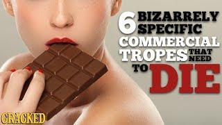 Download 6 Bizarrely Specific Commercial Tropes That Need to Die Video